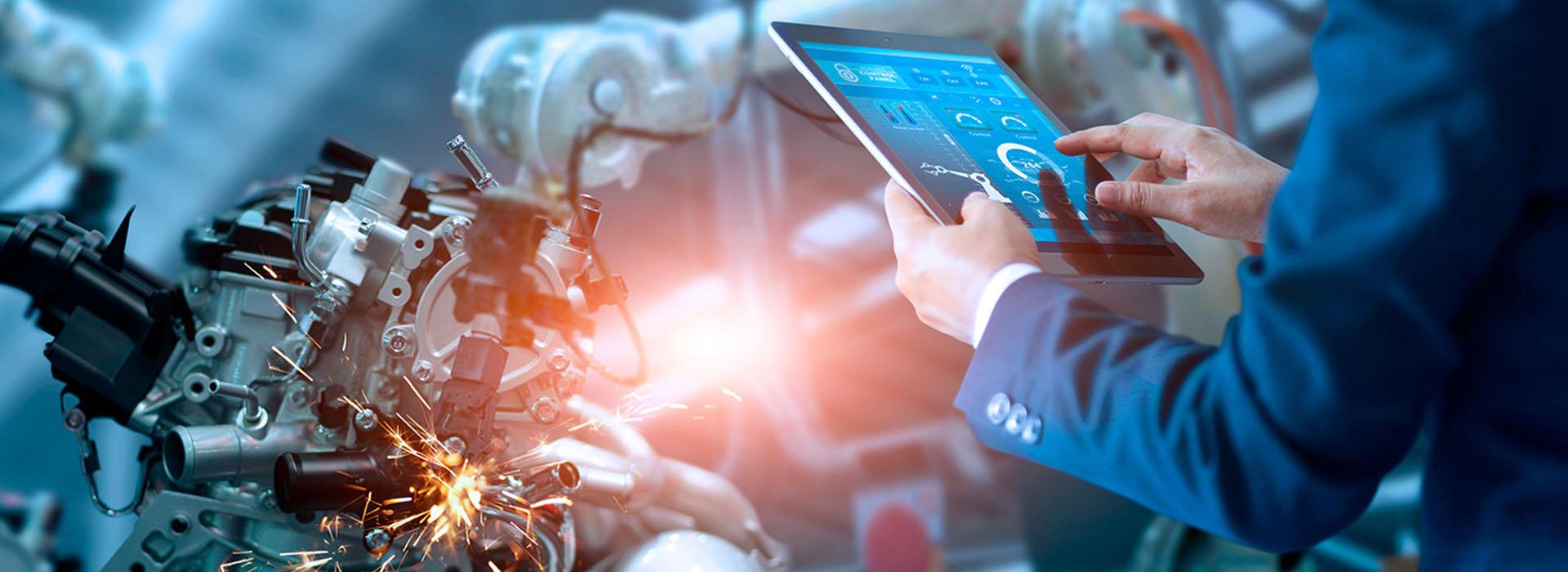 Automatiyacija u Industriji
